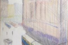 """Литвинова Софья 14 лет """"Синий трамвай"""" (г. Москва) - Музей Москвы"""