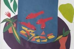 """Агрызков Михаил, 10 лет, """"Красные рыбки"""" (Ростовская область, станица Вёшенская)"""