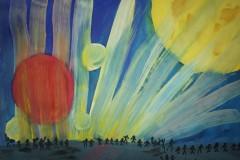 """Протасов Михаил, 8 лет, """"Новая планета"""" (Краснодарский край, г. Армавир)"""